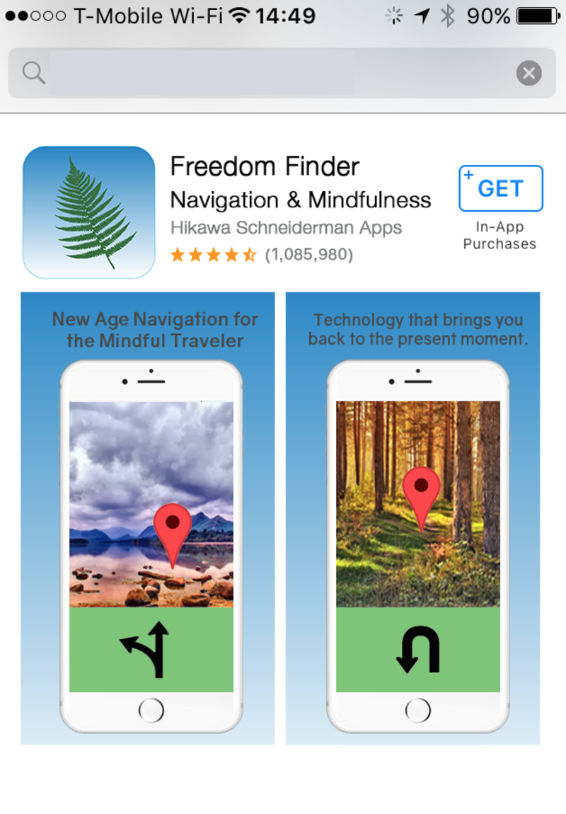 Metaphysical apps